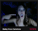 NEW: Bailey Knox Camshow