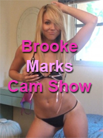 Brooke Marks Cam Show - Afternoon Tease